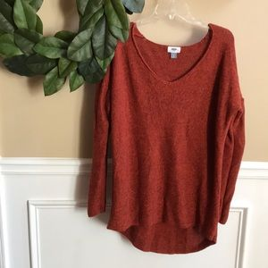 SALE✨[Old Navy] Mesh Oversized Sweater